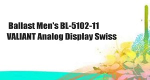 Ballast-Mens-BL-5102-11-VALIANT-Analog-Display-Swiss