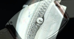 Best-Ladies-WatchesWhite-Ripple-Dial-Swarovski-Diamonds-Steel-Watch
