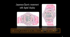 Best-Womens-Sport-Watches-Casio-BG169R-4-Baby-G-Pink