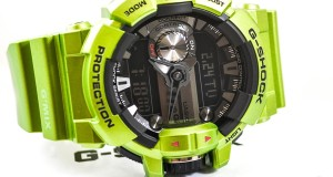Casio-GSHOCK-GMIX-Bluetooth-GBA400-3B-REVIEW-How-To-Set-Time-LIGHT-DISPLAY