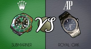 Comparing-the-Rolex-Submariner-with-the-Audemars-Piguet-Royal-Oak