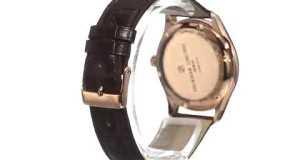 Frederique-Constant-Mens-FC303C5B4-Index-Analog-Display-Swiss-Automatic-Brown-Watch