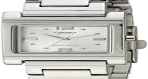 Get-Casio-Womens-LTP1237D-7A-Silver-Tone-Shell-White-Dial-Watch-Slide