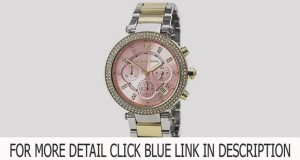 Get-Michael-Kors-Watches-Parker-Chronograph-Stainless-Steel-Watch-GoldSilverPink-Top-List