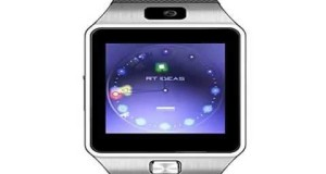 Hiwatch-TM-Black-Wrist-Bluetooth-Smartphone-Smart-Watches-Camera-ControlsMusic-ControlsA-Slide
