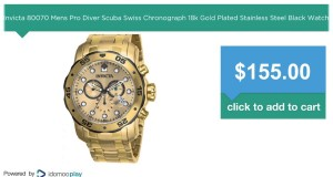 Invicta-80070-Mens-Pro-Diver-Scuba-Swiss-Chronograph-18k-Gold-Plated-Stainless-Steel-Black-Watch