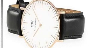 New-Daniel-Wellington-0508DW-Classic-Sheffield-womens-watch-Whi-Slide