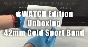 REAL-WATCH-Edition-Unboxing-18k-Yellow-Gold-42mm-Apple-Watch