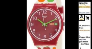 Swatch-Suoz168-Sweet-Valentine-White-Red-Analog-Dial-Silicone-Women-Watch-New-Swatch