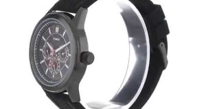 Timex-Mens-T2P179KW-Ameritus-Multi-Function-Black-Silicone-Strap-Watch-Overview