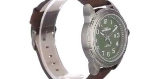 Timex-Mens-T499469J-Expedition-Rugged-Metal-Field-Brown-Leather-Strap-Watch-Overview