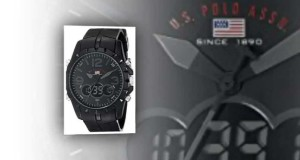 U-S-Polo-Assn-Sport-Mens-US9058-Black-Analog-Digital-Watch-Watches-for-men