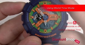Watch-Review-HOW-TO-Set-World-Time-Alarms-on-Casio-G-Shock-Watches