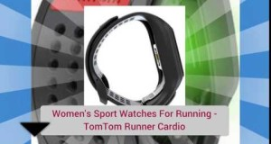 Womens-Sport-Watches-For-Running-TomTom-Runner-Cardio