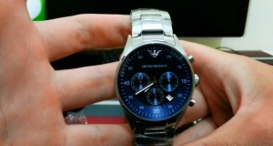 Armani Watch – Flaunting Dauntlessness In A Well-regarded Fashion